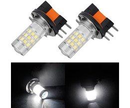 H15 Lampen 2835SMD 36LED Für Scheinwerfer / Nebel