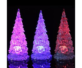 Mini-Weihnachtsbaum Mit Multi-Color LED-Beleuchtung