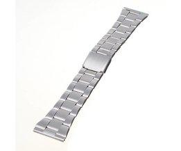 Silber-Armband In Den Verschiedenen Größen