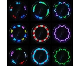 LED-Scheinwerfer Rad