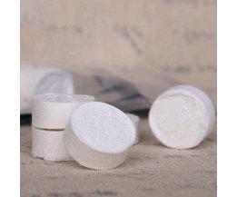 Komprimierte Handdoekjes Aus Baumwolle 100 Stück