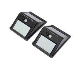 Wasserdichte-Sensor-Licht Solarenergie