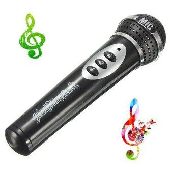 Toy Karaoke-Mikrofon