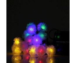 Licht-Schnur Mit LED-Kugeln
