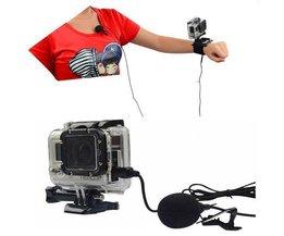 GoPro Mikrofon Mit Clip