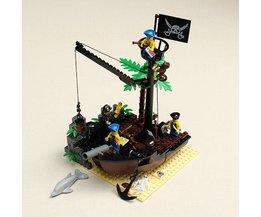 Lego-Piraten-Schiff NO 306 178 Bausteine