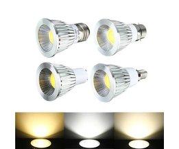 4W Dimmbare LED-Lampe Mit Verschiedenen Befestigungen