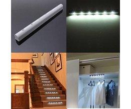 Wireless-LED-Lampen Mit Sensor