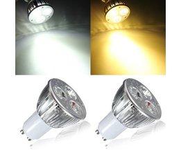 LED-Lampe 9 Watt