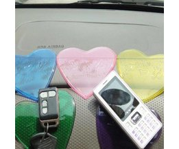 Anti-Rutsch-Matten-Auto-Heart-Shaped
