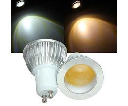 Birnen-GU10 LED-Beleuchtung