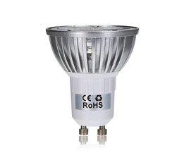 Dimmbare GU10 LED Birne 3W