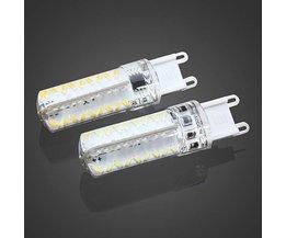 Dimmbare LED-Birne G9