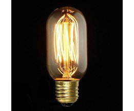 40W LED-Kool-Draht-Lampe Mit E27 Fassung