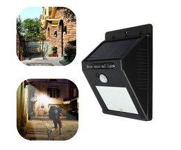 Außenbeleuchtung Mit Sensor