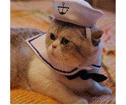 Kleidung Hund Katze Sailor