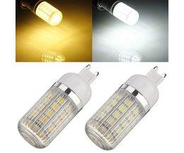 G9 LED-Lampe Dimmbar