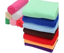 Strandtuch In Verschiedenen Farben