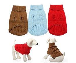 Hund Pullover In 3 Größen Und Farben
