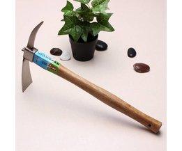 Pickaxe Gartenarbeit Mit Holzgriff