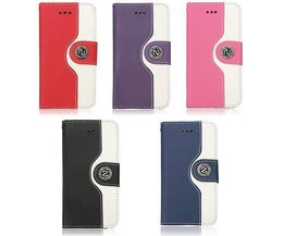 Leder-Telefon-Kasten IPhone 5C