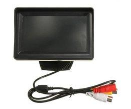 Auto-Monitor Rückfahrkamera Für Ford Transit / Transit Connect