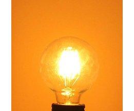 Lampe Mit Warmem Weißen LED-Licht