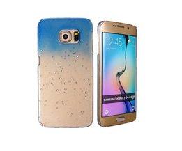 3D-Regentropfen-Kasten Für Das Samsung Galaxy S6 Rand