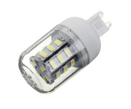 Fitting 12V LED G9 27 LED-Birne