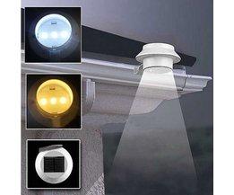 LED-Lampe Für Ihren Garten