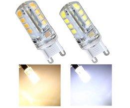 LED-Taschenlampe Mit G9 Fassung Kälte Und Warmes Weißes Licht