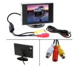 Auto LCD-Schirm