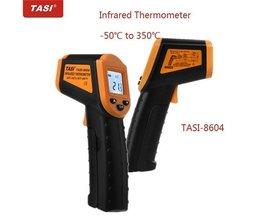 Infrarot-Thermometer Mit LCD-Bildschirm