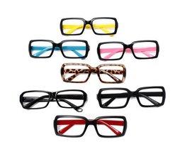 Vintage-Brillen In Verschiedenen Farben