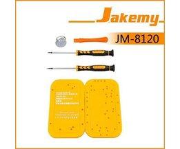 Jakemy Reparatursatz Für IPhone 5