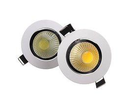 6W LED Spot Dimmbare Für Decke