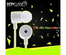 JTX Weiß Earbuds
