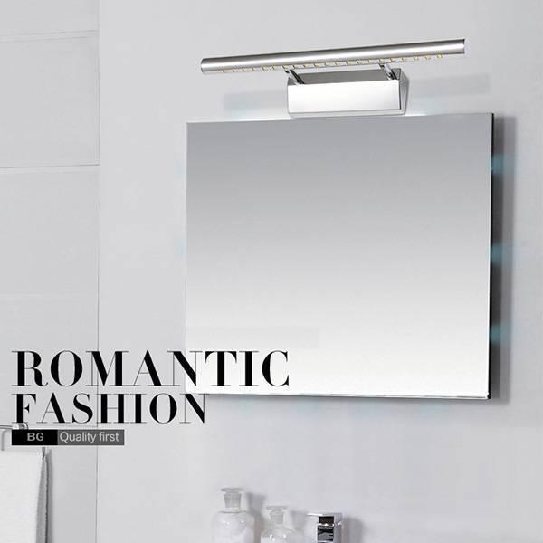 Badezimmer-LED-Lampe Mit Warmem Weiß Light