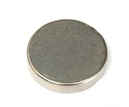 Leistungsstarke Magnete 25 Mm X 5 Mm
