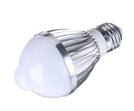 LED-Lampe Mit Bewegungsmelder