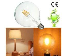LED-Birnen-Glühlampe Mit E27 Fassung