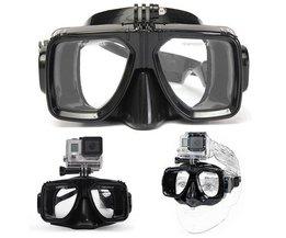 Maske Mit Der Bestätigung Für GoPro Kamera