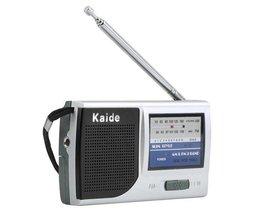 Kaide KK221 Tragbares Radio