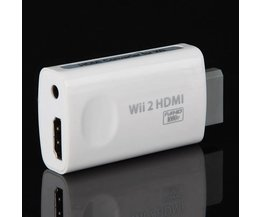 Wii HDMI Adapter