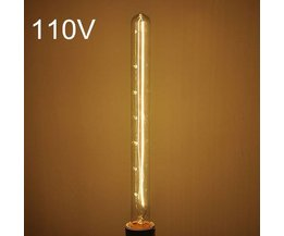Schlauch-Glühlampe E27