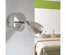 LED-Wandleuchte