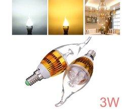LED Kerzenlampe E14 (3W)
