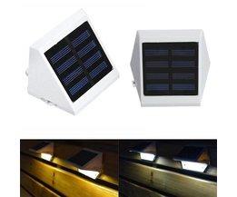 Solar-LED-Beleuchtung Garten