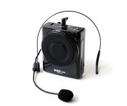 Kleine Sender / Empfänger Mit Mikrofon