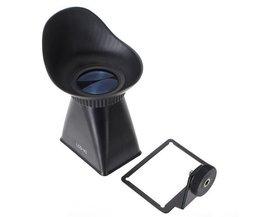 V3 LCD-Sucher Extender 2.8X Für Canon 600D